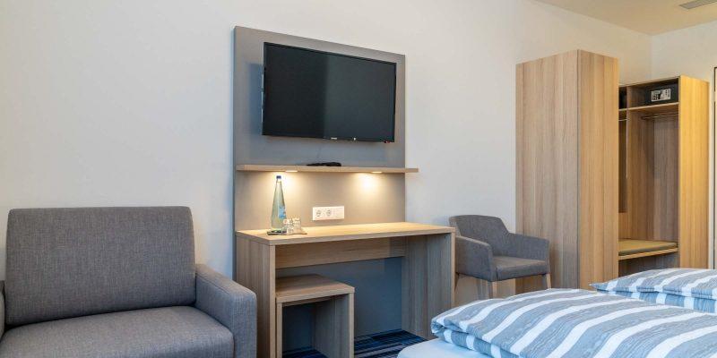 Hotel Lumi Freiburg Doppelzimmer